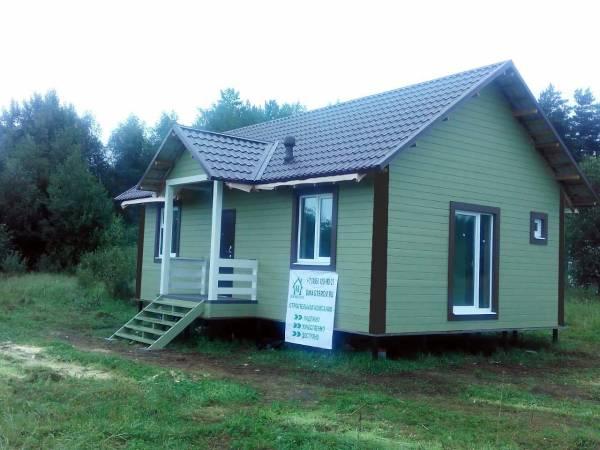 Изменения в проекте дома