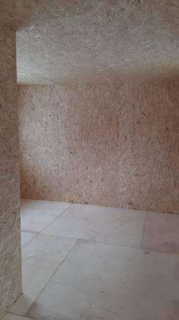 Внутренняя отделка стен и потолка ОСП-3