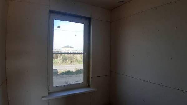 Отделка стен и потолка в санузлах