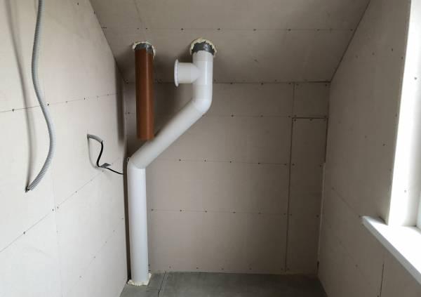 Отделка туалета и ванной комнаты