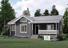 Дачный дом проект Львоский
